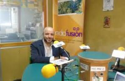 Luis Villares en Radio Fene Radiofusión