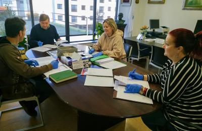 O Concello de Fene estuda medidas contra a crise